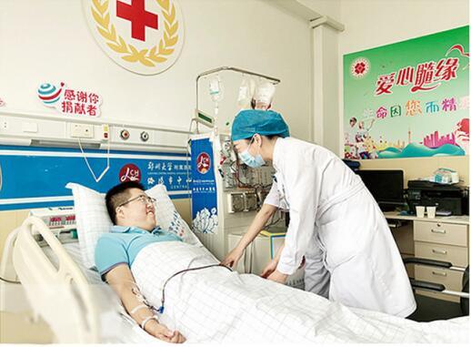 河南牧业经济学院学子捐献造血干细胞救助儿童患者