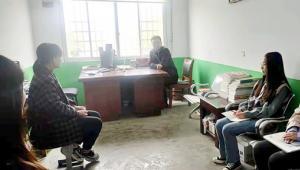 新野县溧河铺镇中:多措并举助力新教师成长