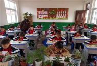 漯河市郾城区淞江街道黑龙王庙小学举行汉字书写质量月测活动