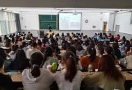 新乡工程学院文法学院召开校规校纪与基础文明教育会议
