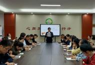 """济源市东湖小学举行""""湖悦书韵""""教师读书交流活动"""
