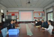 """郑州市第二外国语中学:""""双减""""督查促提升"""