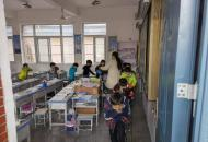 淅川县西簧乡中心小学举行2021秋期消防应急疏散演练
