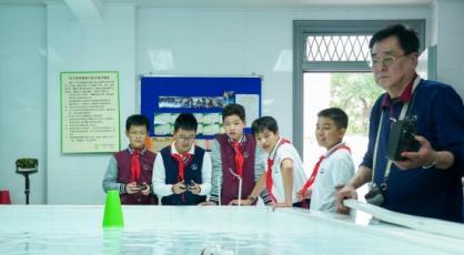 上海:多彩课堂 快乐成长